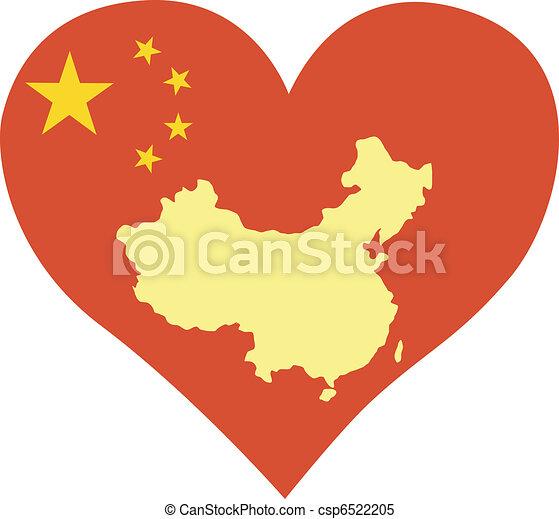 αγάπη , κίνα  - csp6522205
