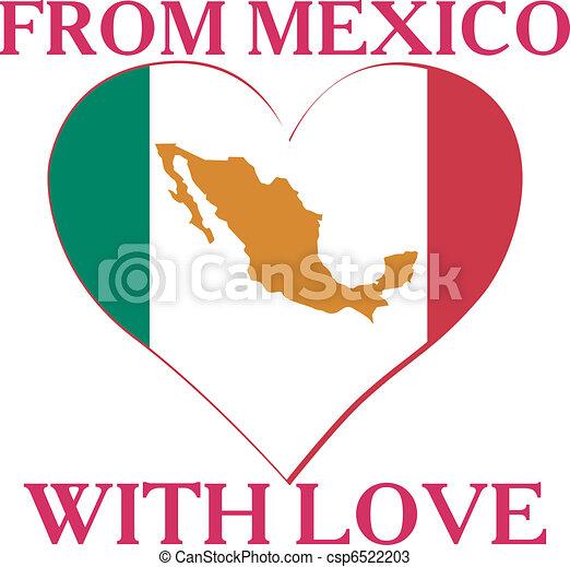 αγάπη , μεξικό  - csp6522203