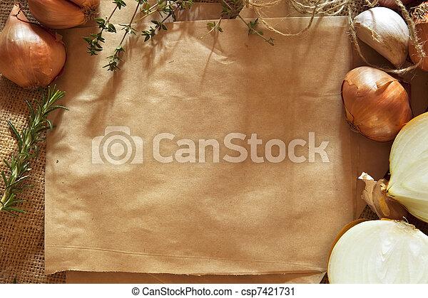αγροτικός , αισθημάτων κλπ φόντο  - csp7421731
