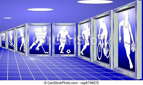 αθλητισμός  - csp6746672