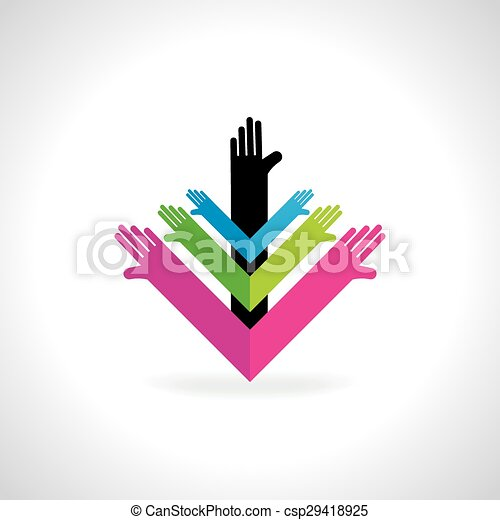ακάθιστος , γενική ιδέα , χέρι , ζεύγος ζώων  - csp29418925
