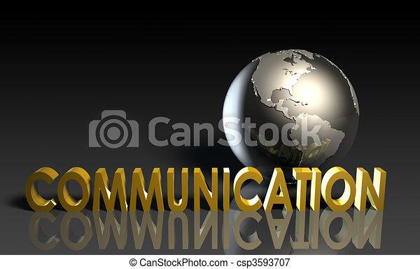ακολουθία , επικοινωνία  - csp3593707