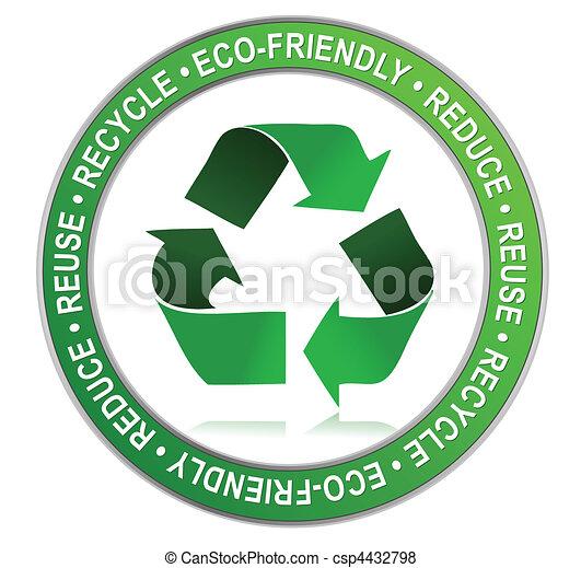 ανακυκλώνω  - csp4432798