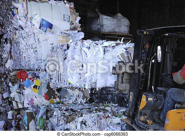 ανακύκλωση  - csp6066363