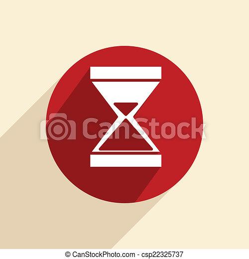 αναμονή , κλεψύδρα  - csp22325737