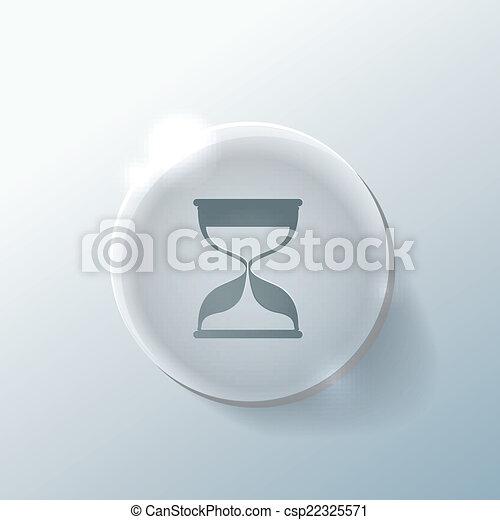 αναμονή , κλεψύδρα  - csp22325571