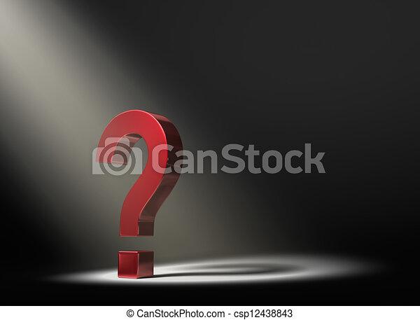 αναρριχιέμαι , ερώτηση , ελαφρείς  - csp12438843