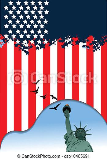 ανεξαρτησία εικοσιτετράωρο , ιούλιοs , uni , %u2013, 4th  - csp10465691