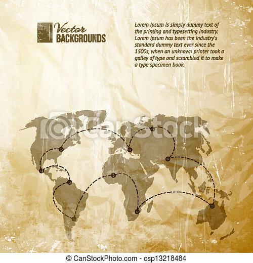 ανθρώπινη ζωή και πείρα αντιστοιχίζω , pattern., κρασί  - csp13218484