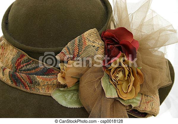 αντίκα , καπέλο  - csp0018128
