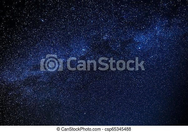 απαστράπτων αστεροειδής κλίμα  - csp65345488