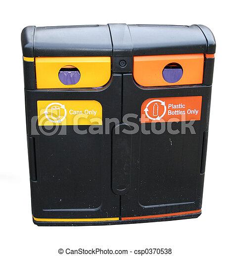 αποθήκη , ανακύκλωση  - csp0370538