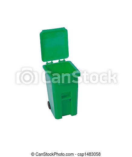 αποθήκη , ανακύκλωση  - csp1483058