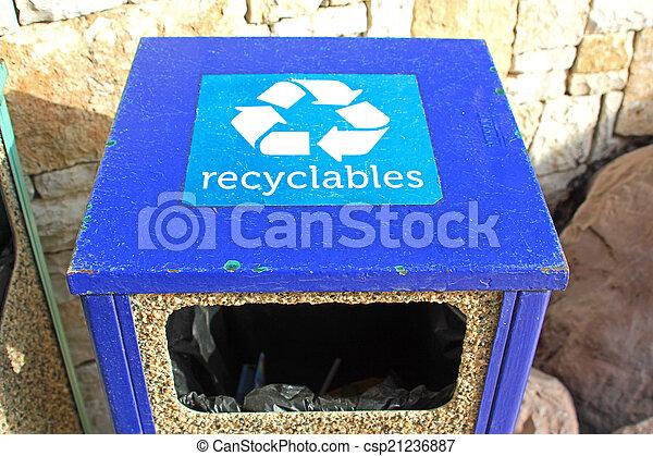 αποθήκη , ανακύκλωση  - csp21236887
