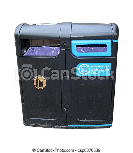 αποθήκη , ανακύκλωση  - csp0370539