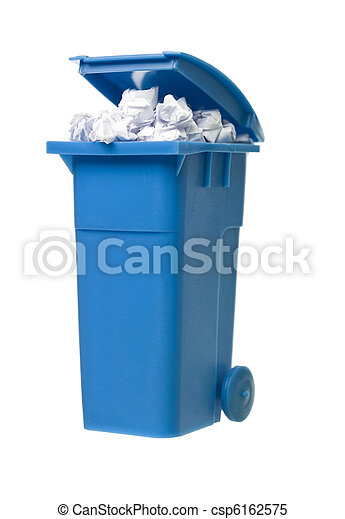 αποθήκη , ανακύκλωση , χαρτί  - csp6162575