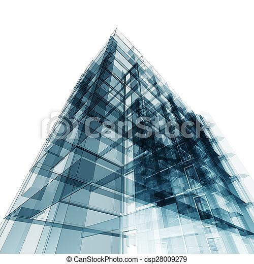 αρχιτεκτονική  - csp28009279