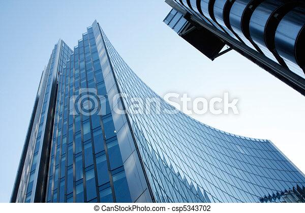 αρχιτεκτονική  - csp5343702