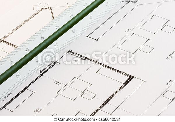 αρχιτεκτονική  - csp6042531