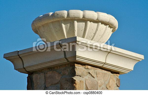 αρχιτεκτονικός κύριο εξάρτημα  - csp0880400