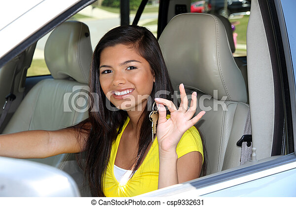 αυτοκίνητο , οδήγηση  - csp9332631