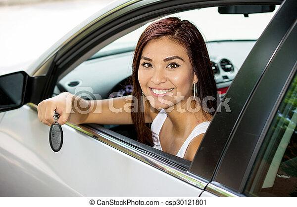 αυτοκίνητο , οδήγηση  - csp30121801