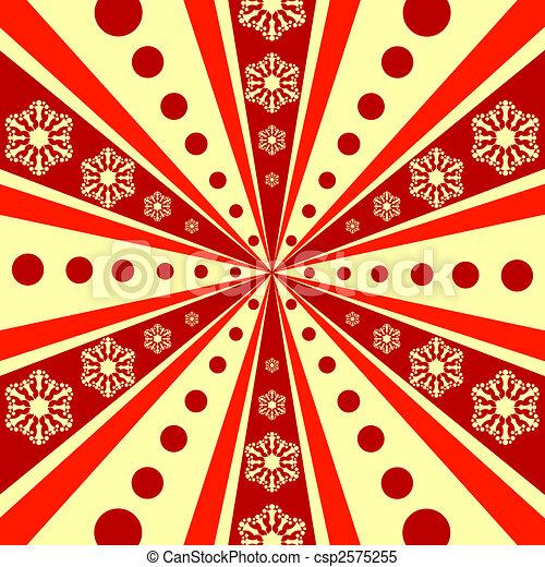 αφαιρώ , ακτίνα , φόντο , (vector), xριστούγεννα  - csp2575255