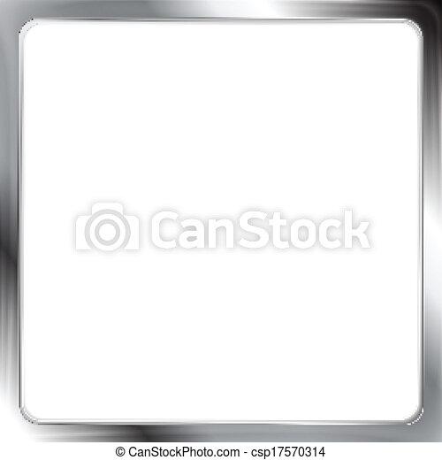 αφαιρώ , μικροβιοφορέας , ασημένια , κορνίζα , μεταλλικός  - csp17570314