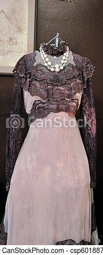 βικτωριανός , φόρεμα  - csp6018875