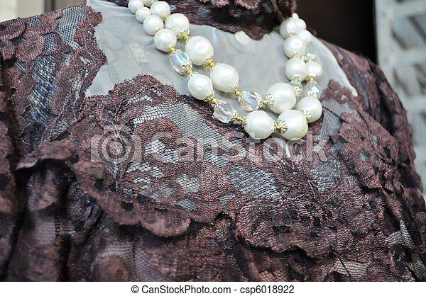 βικτωριανός , φόρεμα  - csp6018922