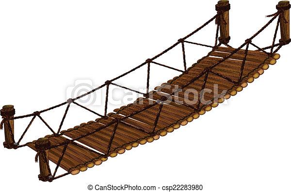 γέφυρα  - csp22283980