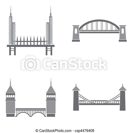 γέφυρα  - csp4476408