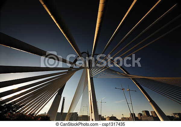 γέφυρα , αφαιρώ , suspention, putrajaya, βλέπω  - csp1317435
