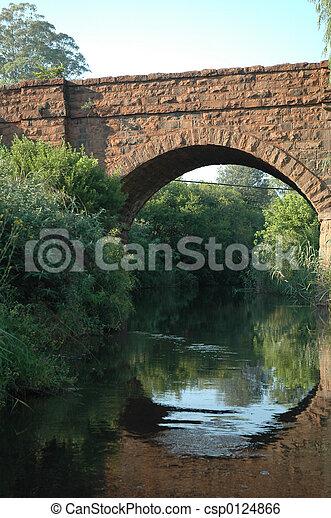 γέφυρα , γριά  - csp0124866