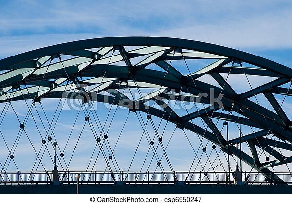 γέφυρα  - csp6950247