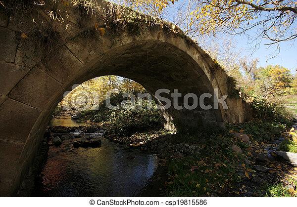 γέφυρα  - csp19815586
