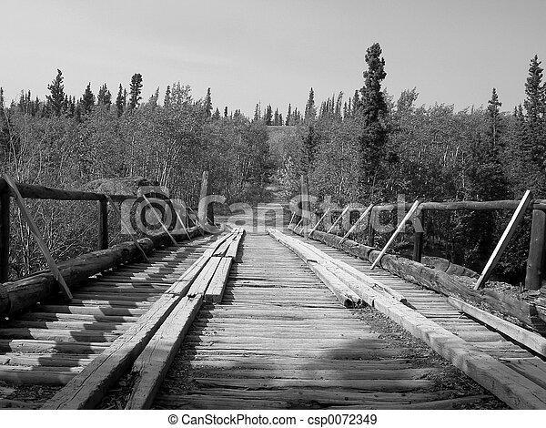 γέφυρα , ιστορικός  - csp0072349