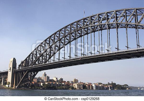γέφυρα , λιμάνι  - csp0129268