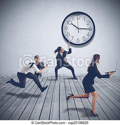 γεμάτος , ταχύτητα , εργαζόμενος  - csp25198629