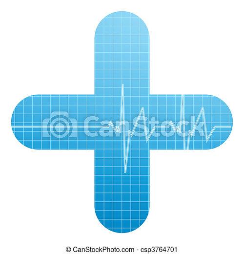 γενική εξέταση υγείας , ιατρικός  - csp3764701