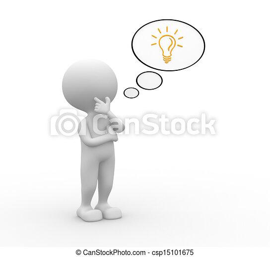 γενική ιδέα , ιδέα  - csp15101675