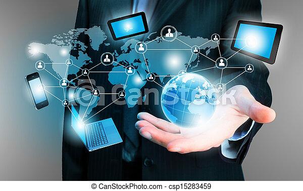 γενική ιδέα , τεχνολογία  - csp15283459