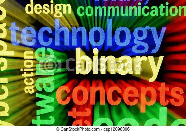 γενική ιδέα , τεχνολογία  - csp12096306