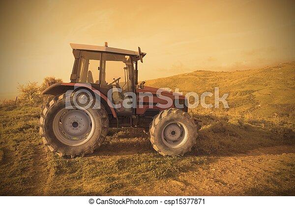 γεωργία  - csp15377871