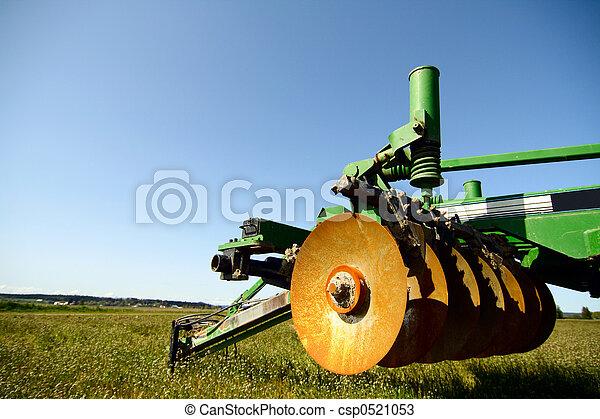 γεωργία , μηχανήματα  - csp0521053