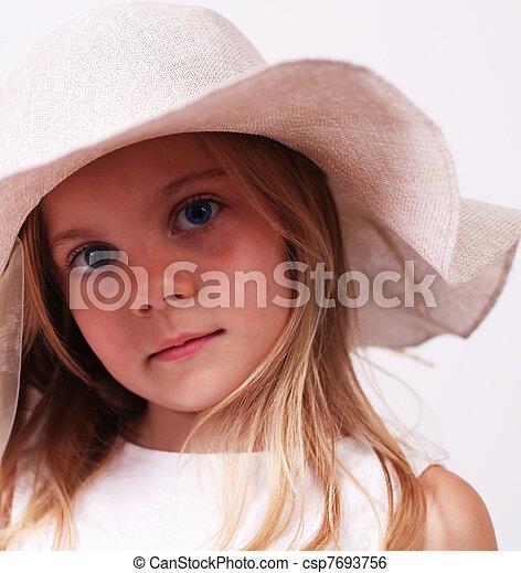 γλυκός , κορίτσι  - csp7693756