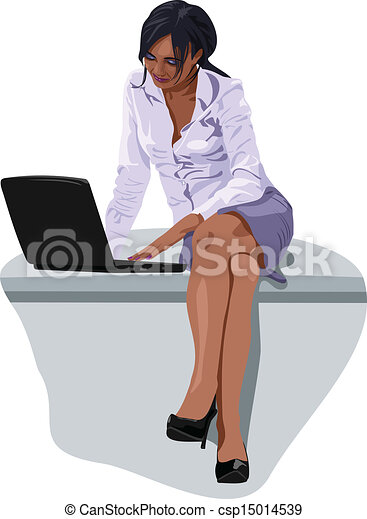 γυναίκα αρμοδιότητα  - csp15014539