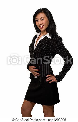 γυναίκα αρμοδιότητα , κουστούμι  - csp1293296