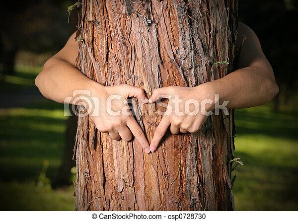 δέντρο , εραστήs  - csp0728730
