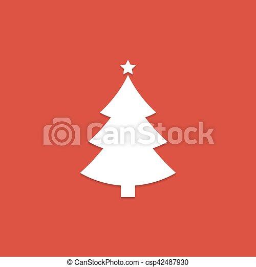 δέντρο , xριστούγεννα  - csp42487930